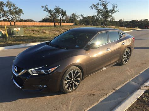 2016 Nissan Maxima Paint Issues - Maxima Forums