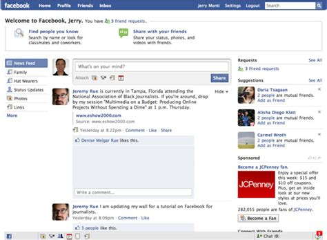 Getting Started With Facebook For Journalists