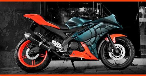 R15 Bike Modification Photos by Modified Yamaha R15 Hobbiesxstyle