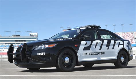 New Ford Monitoring System Keeps Tabs On Cops