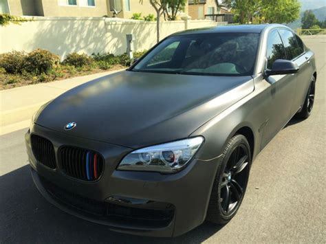 2013 Bmw 740i by Purchase Used 2013 Bmw 7 Series 740i M Sport In Roseville