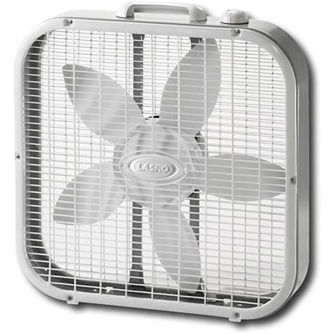 Lasko Floor Fan Home Depot by Lasko 20 In Box Fan B20201 The Home Depot