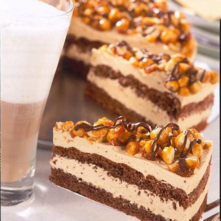 schokoladen karamell torte rezept lecker