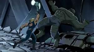 Image - Thor Hits Hulk UA.jpg | Marvel Animated Universe ...