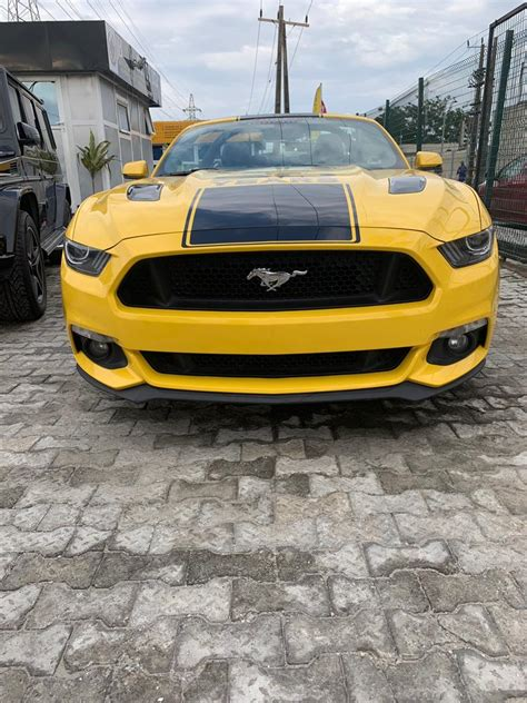 tokunbo ford mustang gt autos nigeria
