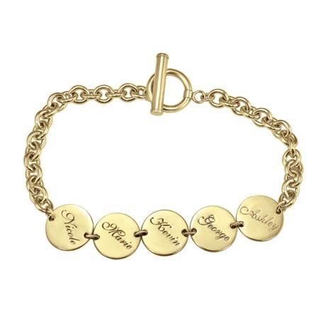 dangle family  bracelet personalized jewelry