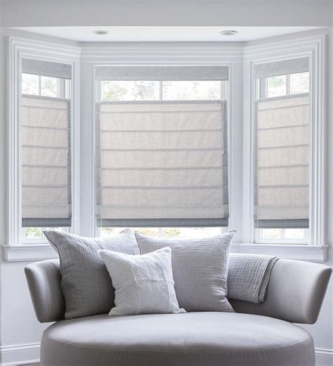 Blinds And Window Treatments by Bay Window Blinds Alternatives Window Treatments Design