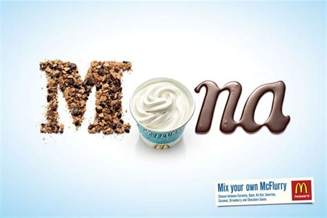 beautiful exles of typography in advertising designbeep