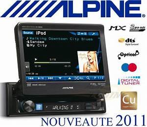 Autoradio 1 Din Ecran : autoradio alpine autoradio ecran autoradio 1din cd dvd divx mp3 ipod usb 129205 ~ Medecine-chirurgie-esthetiques.com Avis de Voitures