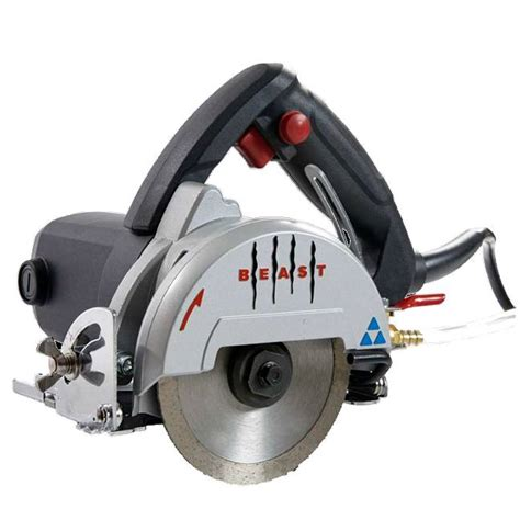lackmond beast5 beast 5 quot wet tile stone saw bc