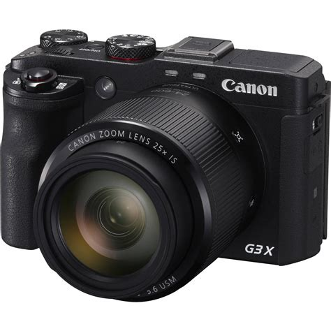 Canon Powershot G3 X Digital Camera 0106c001 B&h Photo Video