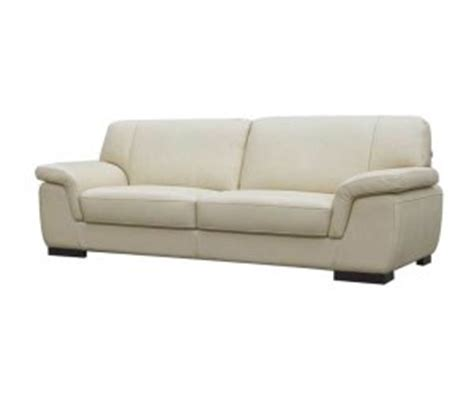 Decoro Leather Furniture Company by Decoro Leather Sofa With Hardwood Frame Wsi 622