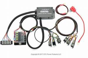 Maverick X3 Plug  U0026 Play U2122 6 Switch Power Control System