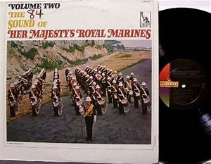 Royal Marines, The Sound Of Her Majesty's - Vinyl LP ...