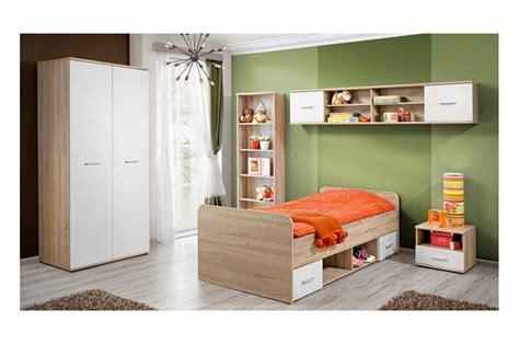 chambre a coucher blanc chambre à coucher enfant bois blanc novomeuble
