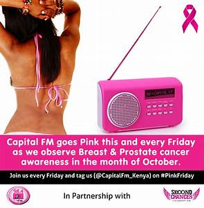 Pink Fridays: An Awareness Campaign for Breast & Prostrate ...
