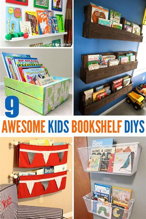 childrens book rack 113 best ideas for storing children s books images on 2169