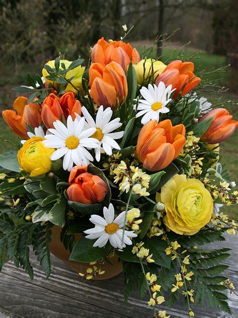 Foto Blumenstrauß Kostenlos by So Ich Mir Den Fr 252 Hling Ins Haus Gartenblog