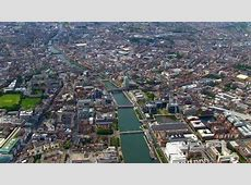 WATCH Dublin from above See the capital as you never