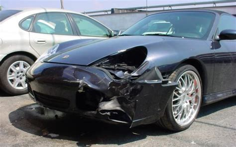 wrecked car before and after index of images