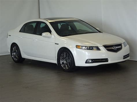 used 2007 acura tl type s at acura sainte julie 17 995