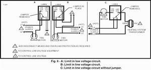 honeywell fan limit switch wiring diagram download With furnace blower fan relay wiring free download wiring diagrams