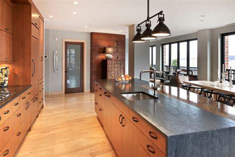 slate countertops   kitchen  bathroom
