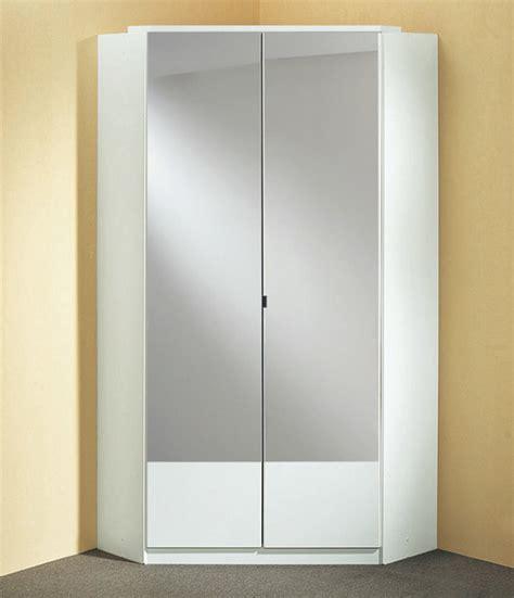 meuble penderie chambre armoire d 39 angle imago blanc