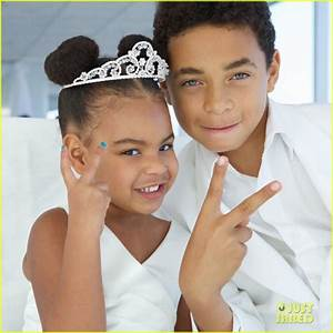 blu ivy tina knowles wedding | Beyonce, Jay Z, & Blue Ivy ...
