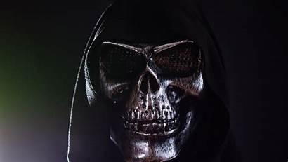 Skull Mask Scary Horror Wallpapers Hood Evil
