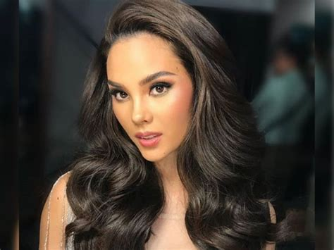 catriona gray welcomes angela ponce  competitor