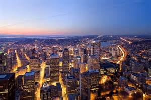 columbia center observation deck to get 360 degree view seattlepi