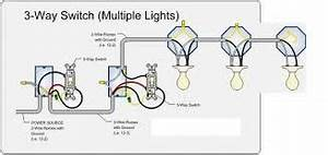 Image Result For Multiple Recessed Lights 3 Way Switch
