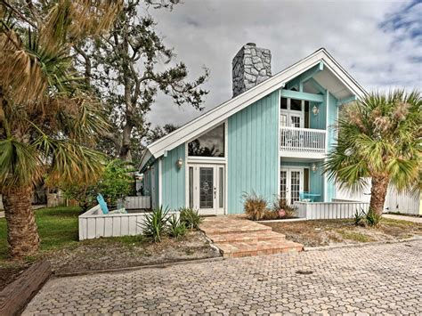 Cape Canaveral Cottage W Pool Walk To Beach Homeaway