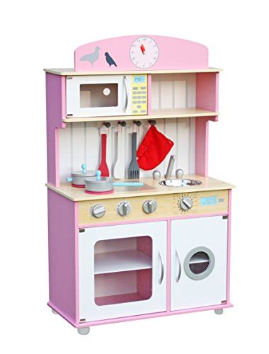 wooden kitchen accessories deluxe wooden kitchen pretend children play 1628