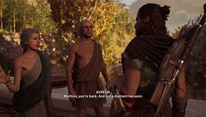 AC Odyssey Age Is Just A Number Quest - Where to Find Bear ...
