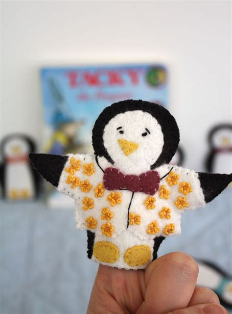 pieces  polly tacky  penguin read   craftiness   optional