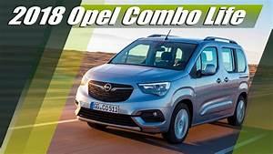 Opel Combo 2018 7 Sitzer : all new 2018 opel combo life lav review youtube ~ Jslefanu.com Haus und Dekorationen