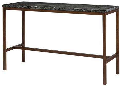 verona 36 quot black bar table hgyu169 nuevo