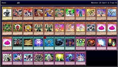 Yugi Moto Movie Deck (via Shingx) V01 Ygoprodeck