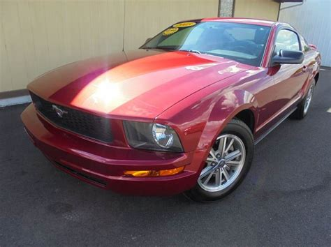 Ford Mustangs For Sale In Ohio by 2005 Ford Mustang For Sale In Ohio Carsforsale