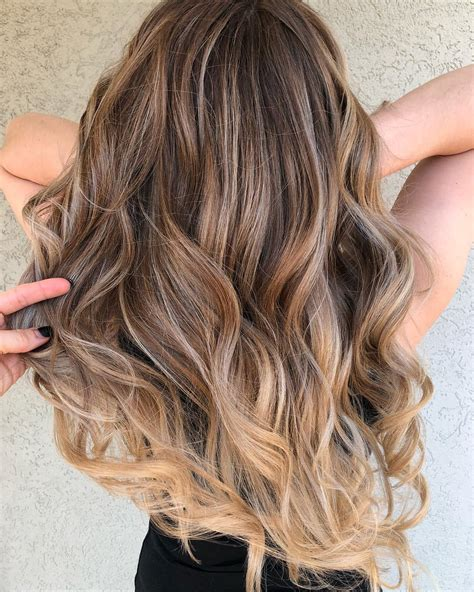 50 Ideas of Light Brown Hair with Highlights for 2020 ...