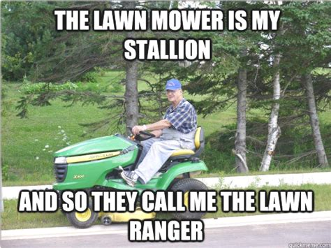 Funny Lawn Cutting Quotes. Quotesgram