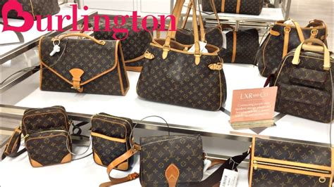 louis vuitton  burlington steals  deals youtube