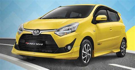 Review Toyota Agya by Review Spesifikasi Kelebihan Dan Kekurangan Toyota Agya 1