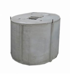 Cuve Eau De Pluie Enterrée : cuve b ton 2 600 l ruedelacuve ~ Edinachiropracticcenter.com Idées de Décoration