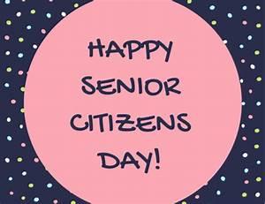 National Senior Citizens Day | Friendship Village of Dublin
