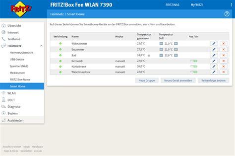 Fritzbox Smart Home Steuerung Testvergleich by Ip Telefonie Und Smarthome Mit Der Fritz Box 7390 Arno