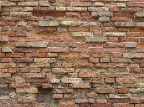 worn brick wall  texturelib
