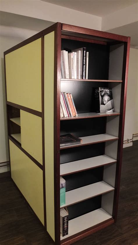 Dressing A Bookcase by 1960 Andr 233 Sornay Bookshelf And Dressing At 1stdibs